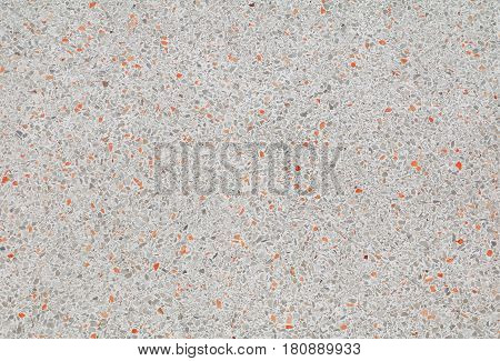 terrazzo floor stone yellow old texture or marble background with copy space add text