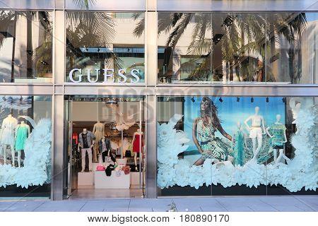 Guess Fashion