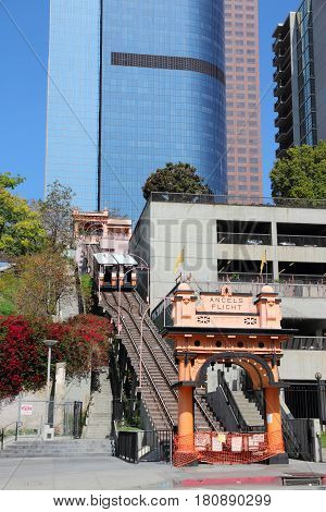 La Angels Flight