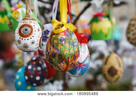 Festival Of Easter Eggs