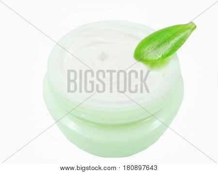cosmetic creme for face health-care hygiene balm