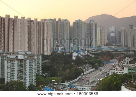 The Kowloon Bay Area At 2017