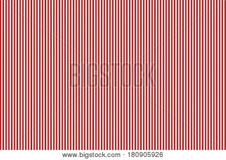 Abstract Seamless Geometric Striped Pattern With Red And White Stripes.