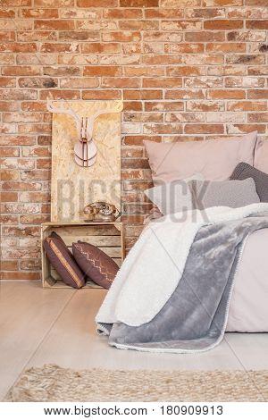 Cozy Sleeping Space