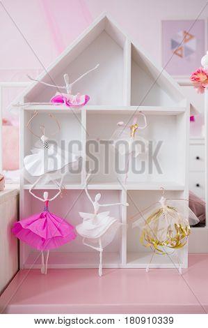 Dollhouse With Ballerinas