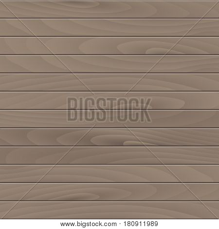 Wooden background from horizontal boards. Wood texture. Place for the text.