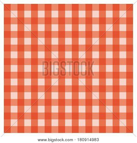 picnic tablecloth icon. colorful design. vector illustration