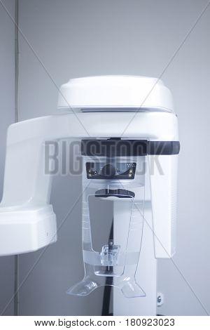Dentist's X-ray Equipment