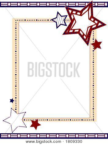 Scrapbook - Patriotic