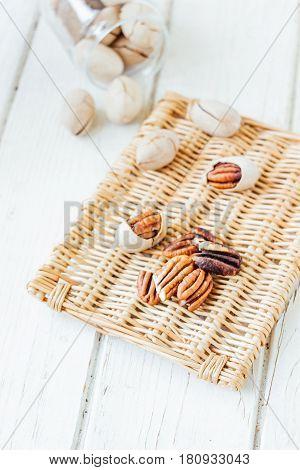 Natural Pecan Nuts