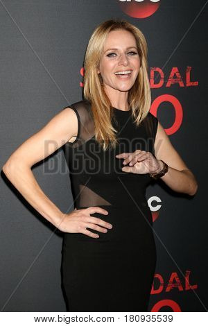 LOS ANGELES - APR 8:  Jessalyn Gilsig at the