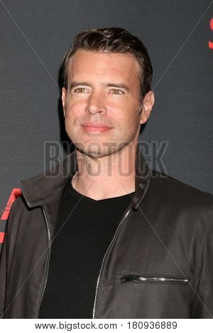 LOS ANGELES - APR 8:  Scott Foley at the