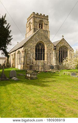 Saint Marys Parish Church Chirk