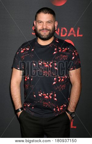 LOS ANGELES - APR 8:  Guillermo Diaz at the