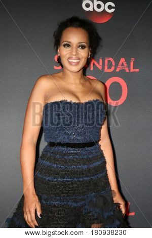 LOS ANGELES - APR 8:  Kerry Washington at the