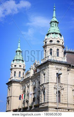Gyor City Hall