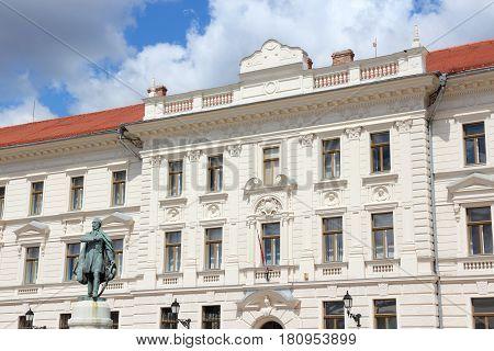 Kossuth Square, Pecs