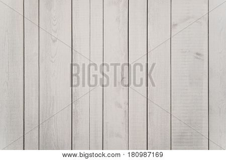 Wood texture background , white wood planks