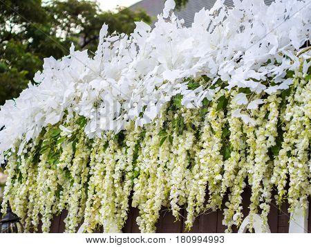 Wedding Flower Decoration . . . .