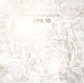 Seamless spring or summer wallpaper, vector background for design. eps 10. Free place for text. poster