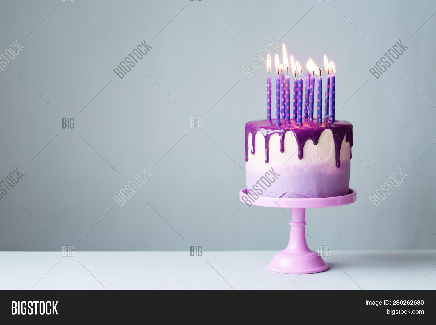 Terrific Birthday Cake Drip Image Photo Free Trial Bigstock Funny Birthday Cards Online Hendilapandamsfinfo