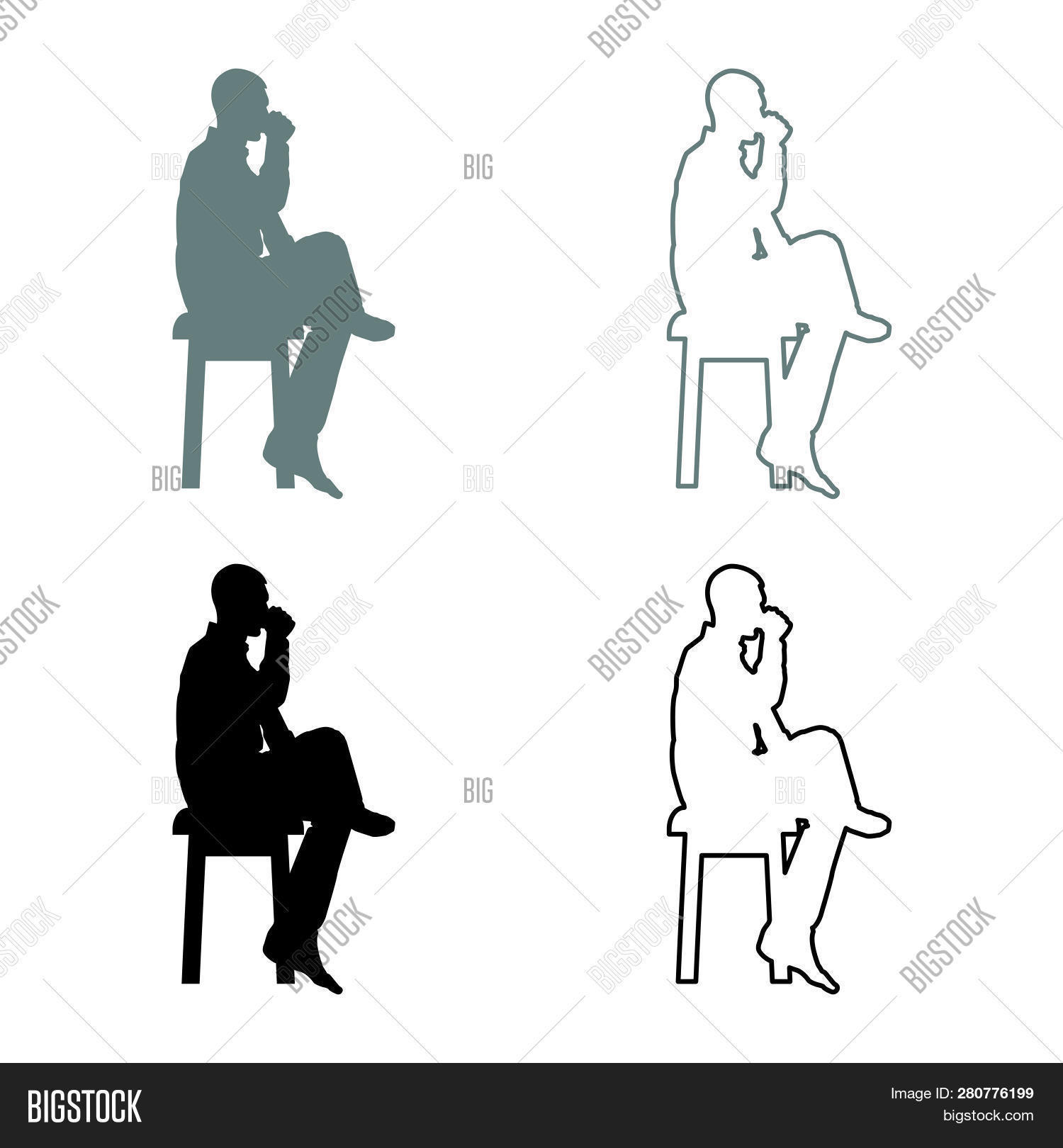 Outstanding Man Drinking Mug Vector Photo Free Trial Bigstock Forskolin Free Trial Chair Design Images Forskolin Free Trialorg