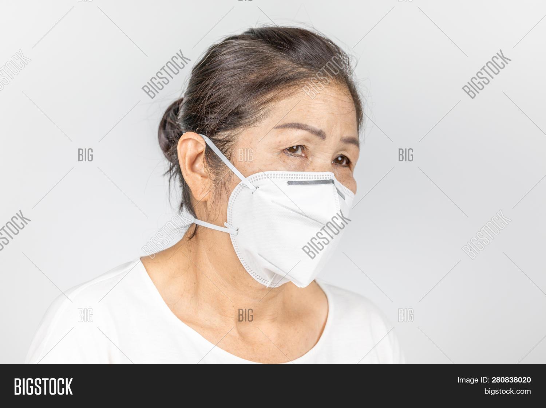 free Bigstock Wearing Woman Photo N95 Image Old Trial amp;