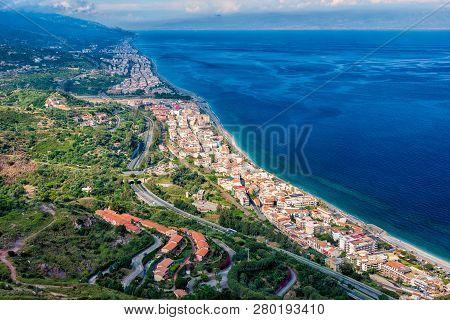 North East Coast Of Sicily