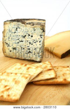 Valdeon And Gouda Cheeseboard
