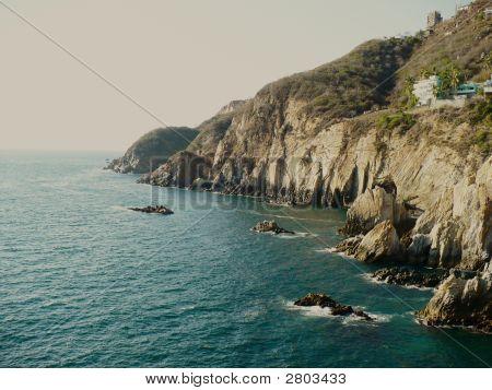 Mexican Cliffs