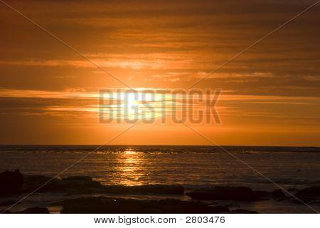 Sunset Kommetjie