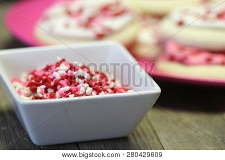 Valentine Cookie Sprinkles