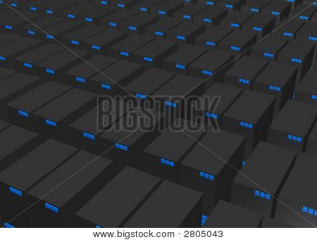 Web Servers Data Background