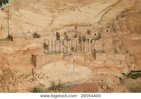 Betakin ruins in Betatakin Canyon