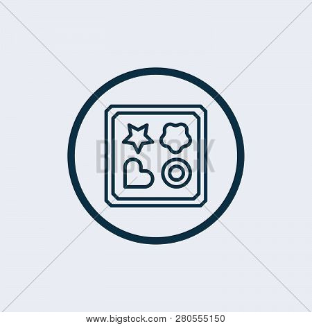 Mould Icon Vector Isolated On White Background, Logo Concept Of Mould Sign On Transparent Background
