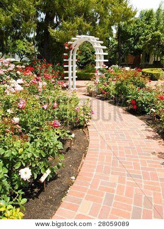 Luther Burbank Gardens