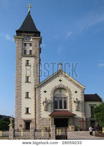 Church in Terchova