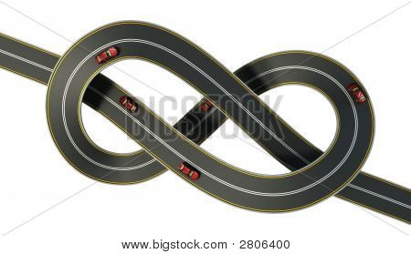 Highway Tied In A Bungle