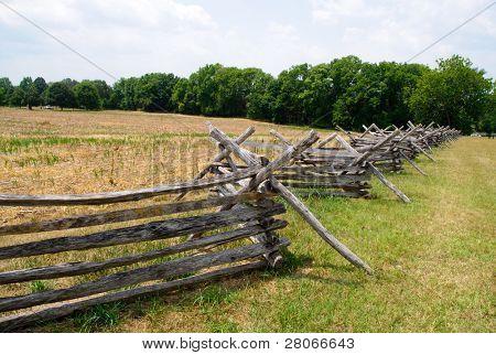 battlefield fences