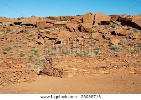 Wupatki ruin complex
