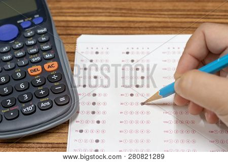 Mature student test