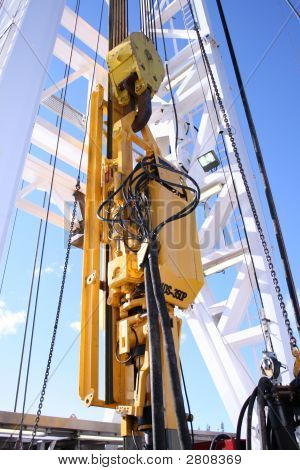 Drilling Rig Top Drive 1