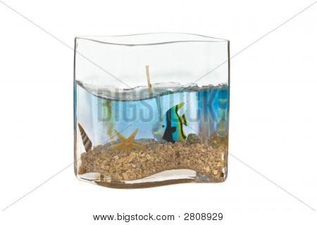 Fish Tank Candle