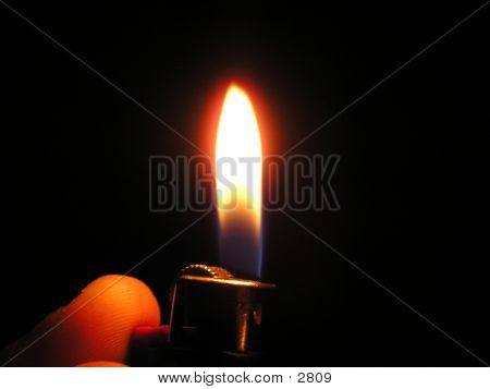 Lighter Flame