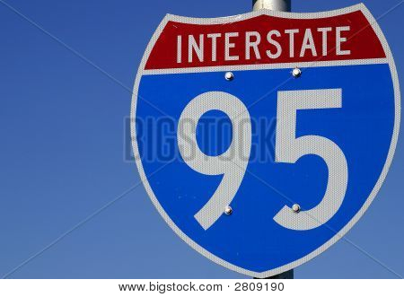 Trafficsign00009 I95 Sign_Rj