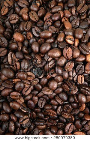 Full Frame Shot Of Coffee Beansfull Frame Shot Of Coffee Beans Stock Photos