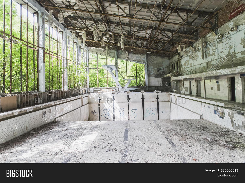 Pripyat Ukraine Image Photo Free Trial Bigstock