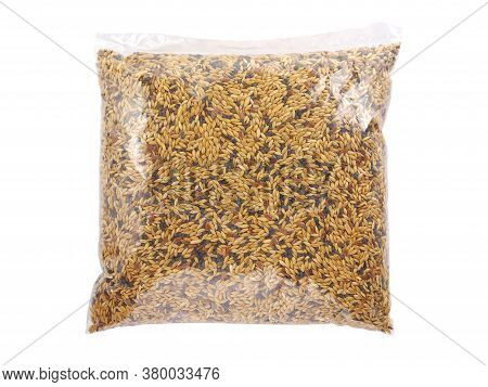 Packaged Food For Birds, Mixture Of Seeds For Small Parrots, Parakeets