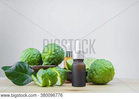 Fresh Bergamot, Bergamot Skin, Herbs Bergamot