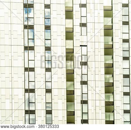 June 2020. London. M By Montcalm Windows In Old Street, London, England, Uk Europe